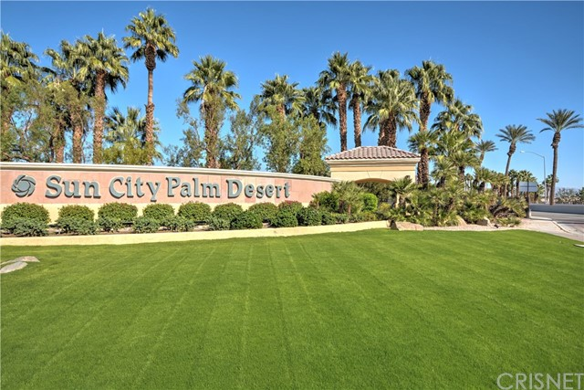 Single Family Home for Sale at 78496 Sterling Lane 78496 Sterling Lane Palm Desert, California 92211 United States