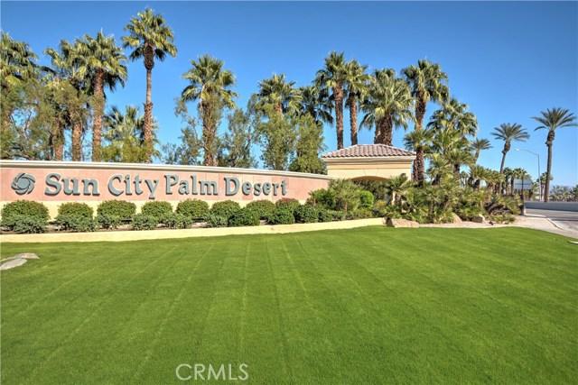 78496 Sterling Lane, Palm Desert, CA, 92211