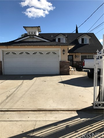 Single Family Home for Sale at 13112 Sunburst Street Pacoima, California 91331 United States