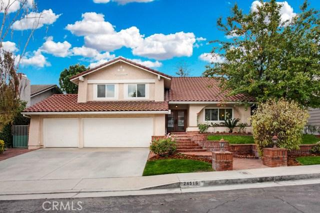 24516 Indian Hill Lane  West Hills CA 91307