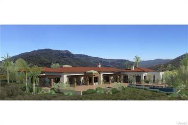 Maison unifamiliale pour l Vente à 29412 Malibu View Court 29412 Malibu View Court Agoura Hills, Californie 91301 États-Unis