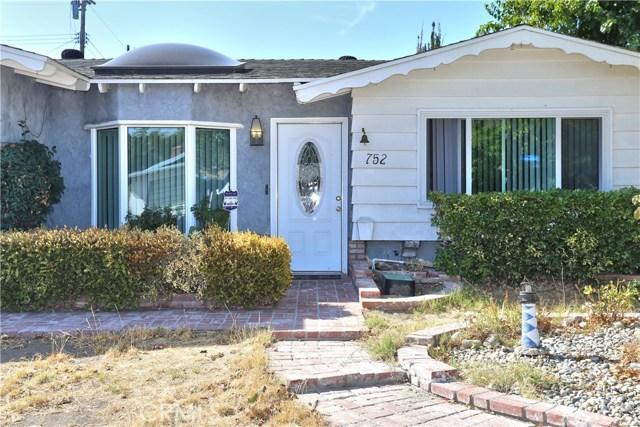 752 Calmae Drive Lancaster, CA 93535 - MLS #: SR17209592