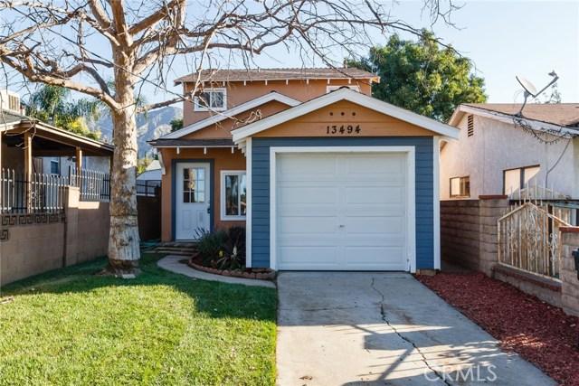 Single Family Home for Sale at 13494 Eldridge Avenue 13494 Eldridge Avenue Sylmar, California 91342 United States