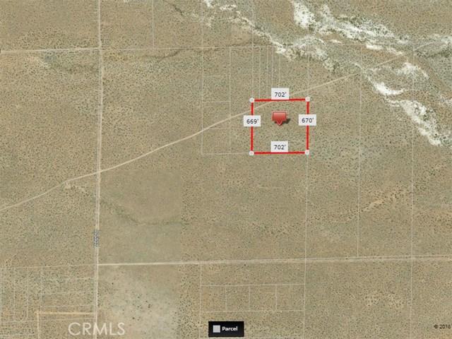25 St. / South of Rosewood Boulevard Mojave, CA 93501 - MLS #: SR18016680