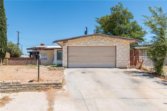 1651 E Avenue Q11 Palmdale, CA 93550 - MLS #: SR17185894