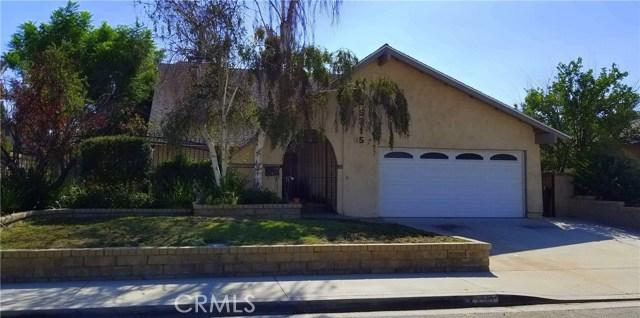 25315 Via Ramon Valencia, CA 91355 - MLS #: SR17191367