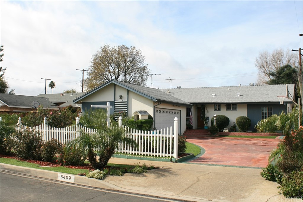 8409 Sylvia Avenue, Northridge, CA 91324