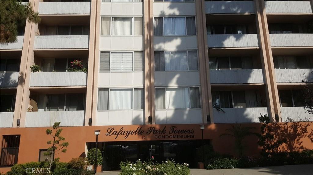 421 S LA FAYETTE PARK Place 503, Los Angeles (City), CA 90057