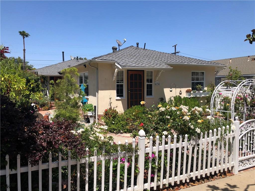 Photo of 4134 Center Street #A & B, Culver City, CA 90232