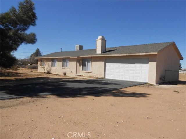 21560 Thunderbird Road, Apple Valley, CA, 92307