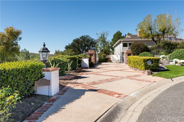 Single Family Home for Sale at 1335 Heritage Place Westlake Village, California 91362 United States