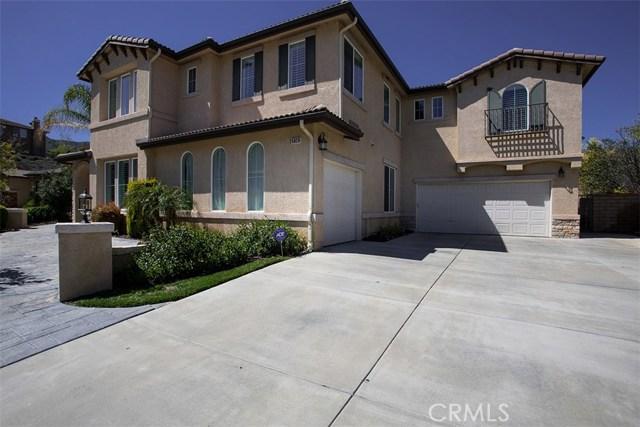 Single Family Home for Sale at 25828 Arbor Lane Stevenson Ranch, California 91381 United States