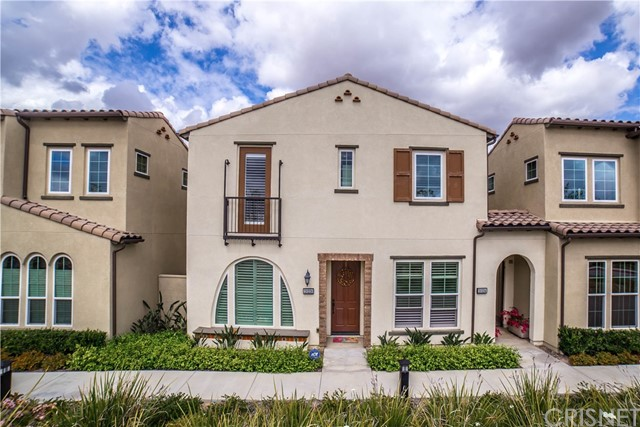 Townhouse for Sale at 20326 Paseo Del Campo 20326 Paseo Del Campo Porter Ranch, California 91326 United States