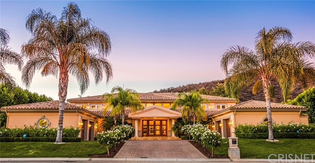 Single Family Home for Rent at 25043 Abercrombie Lane Calabasas, California 91302 United States