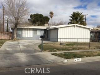 743 West Avenue H11, Lancaster, CA 93534