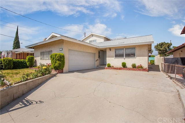 Single Family Home for Sale at 1329 Griffith Street San Fernando, California 91340 United States