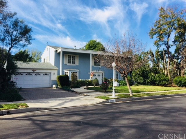 9731 Donna Avenue Northridge, CA 91324 is listed for sale as MLS Listing SR18038986