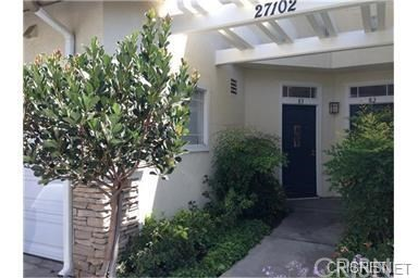 Townhouse for Rent at 27102 Teton Trail Valencia, California 91354 United States