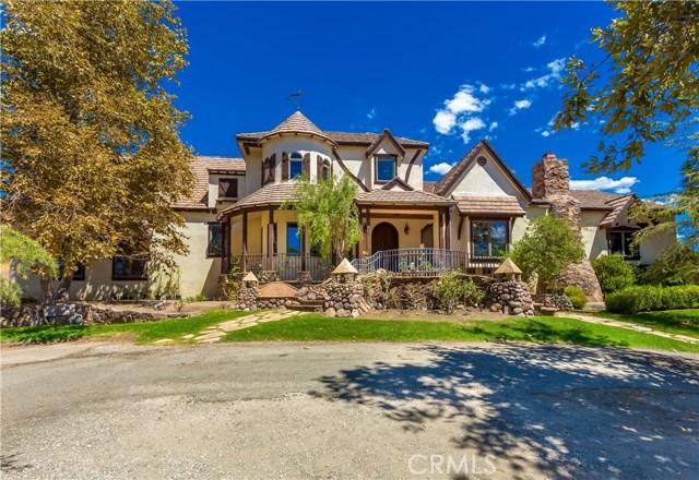 Single Family Home for Sale at 32140 Windrush Road Agua Dulce, California 91390 United States