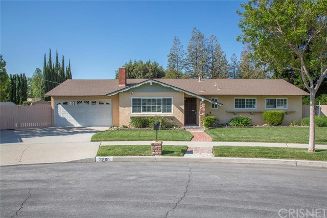 Property for sale at 3860 Russ Court, Simi Valley,  CA 93063