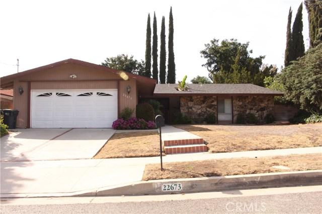 22673  Jameson Drive, Calabasas, California