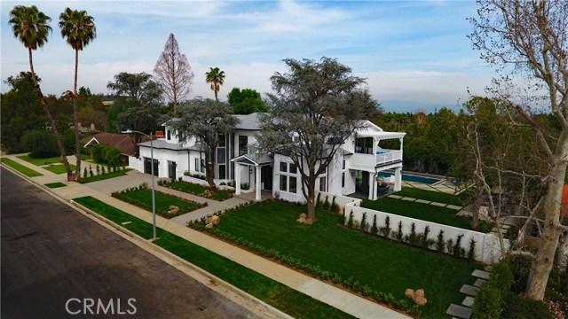 Single Family Home for Sale at 5274 Genesta Avenue Encino, California 91316 United States