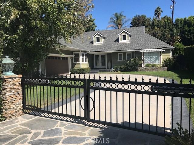 4952 Noeline Avenue  Encino CA 91436