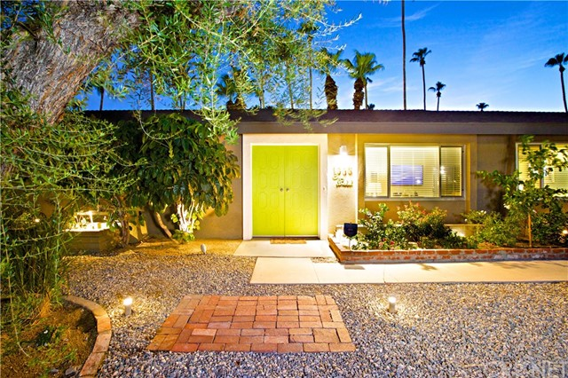 Single Family Home for Sale at 1335 S San Joaquin Drive 1335 S San Joaquin Drive Palm Springs, California 92264 United States