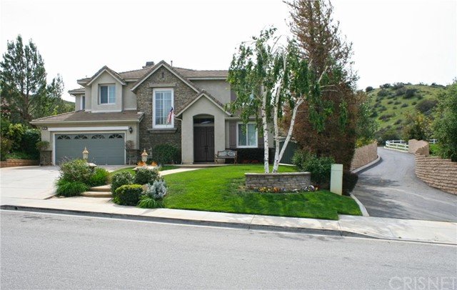 1477 Hidden Ranch Drive Simi Valley CA  93063