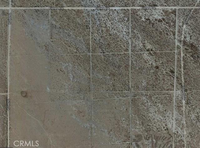 Land for Sale at 0 No Address Rosamond, California United States