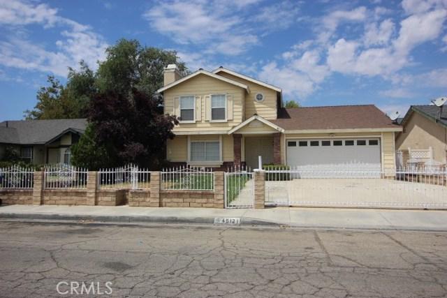 45121 17th Street, Lancaster, CA, 93535