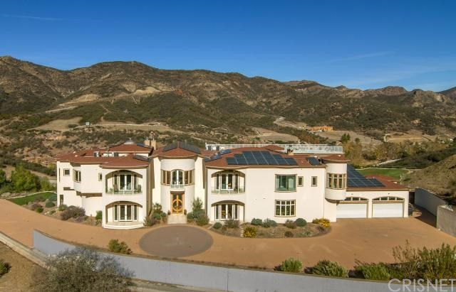 Single Family Home for Sale at 31700 Lobo Canyon Road Agoura Hills, California 91301 United States