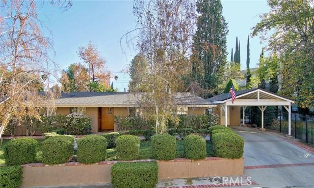 4730 Cerrillos Drive  Woodland Hills CA 91364