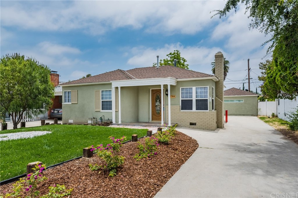Photo of 11504 ERWIN STREET, North Hollywood, CA 91606
