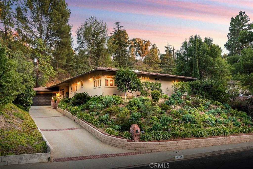 15484 HAMNER Drive, Los Angeles (City), CA 90077