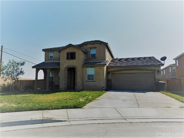Single Family Home for Sale at 3008 Desert Moon Avenue 3008 Desert Moon Avenue Rosamond, California 93560 United States