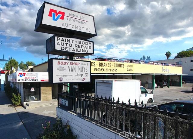 6020 Hazeltine Van Nuys, CA 91401 - MLS #: SR18239729