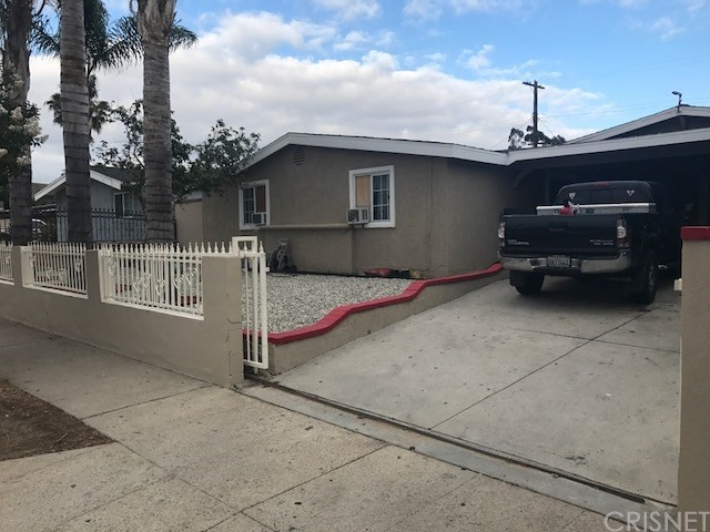 Single Family Home for Sale at 12952 Desmond Street Pacoima, California 91331 United States