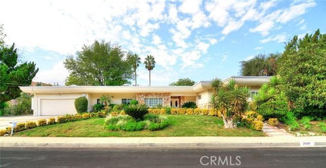 20283 Lorenzana Drive, Woodland Hills CA 91364