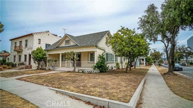 Residential Income for Sale at 1100 E Harvard Street 1100 E Harvard Street Glendale, California 91205 United States