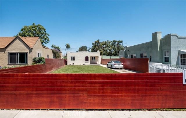 611 W 109th Place Los Angeles, CA 90044 - MLS #: SR17151391