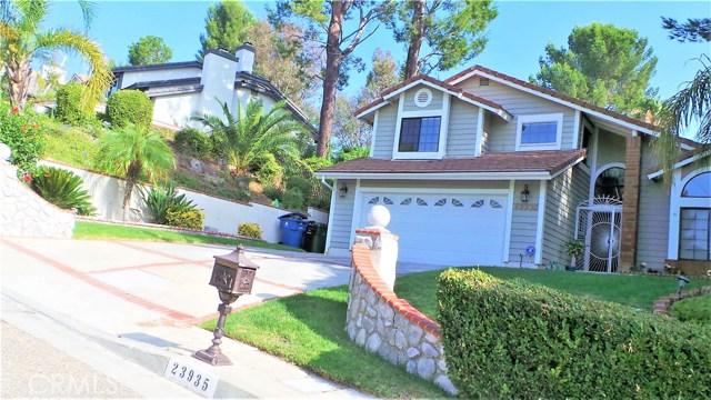 23935 Ingomar Street  West Hills CA 91304