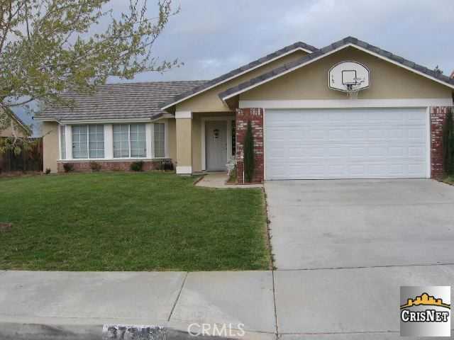 37348 SHEFFIELD Drive Palmdale CA 93550