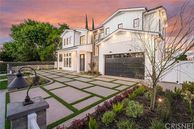 Single Family Home for Sale at 5134 Gaynor Avenue 5134 Gaynor Avenue Encino, California 91436 United States