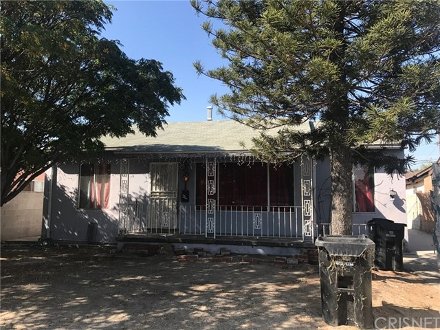 Single Family Home for Sale at 13715 Judd Street 13715 Judd Street Pacoima, California 91331 United States