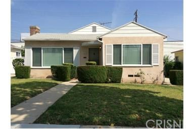 Single Family Home for Rent at 1060 Willard Avenue Glendale, California 91201 United States