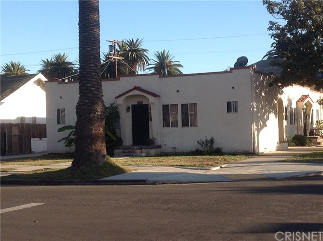 Single Family for Sale at 3836 Gramercy Place S Los Angeles, California 90062 United States