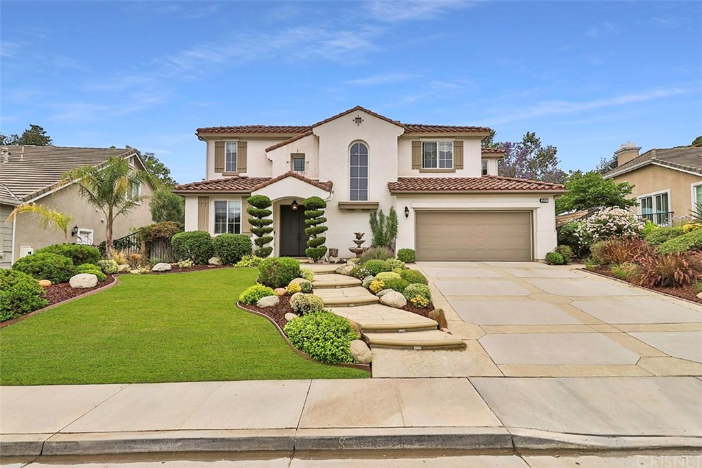 5294 HUCKLEBERRY OAK Street, Simi Valley, California