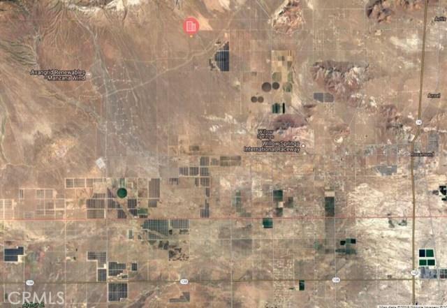 0 Backus Road Mojave, CA 93501 - MLS #: SR18032095