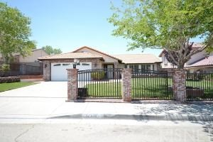Single Family Home for Rent at 37339 Sheffield Drive Palmdale, California 93550 United States